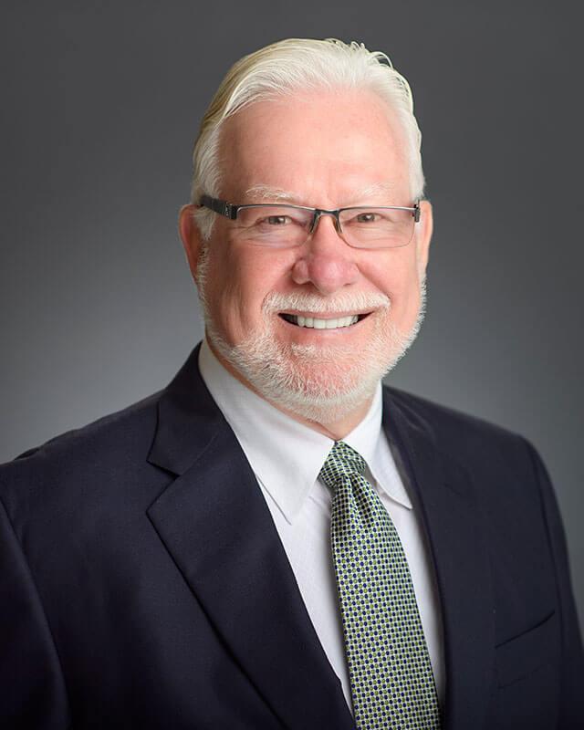 Portrait of Jim Shreve